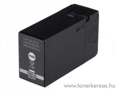 Canon MB2050 utángyártott fekete tintapatron GGCPGI1500XLB Canon MAXIFY MB2050  tintasugaras nyomtatóhoz