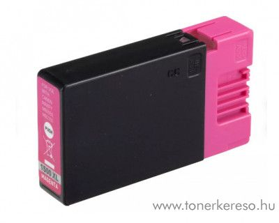 Canon MB2050 utángyártott magenta tintapatron GGCPGI1500XLM Canon MAXIFY MB2050  tintasugaras nyomtatóhoz