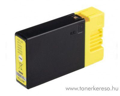 Canon MB2050 utángyártott yellow tintapatron GGCPGI1500XLY Canon MAXIFY MB2050  tintasugaras nyomtatóhoz