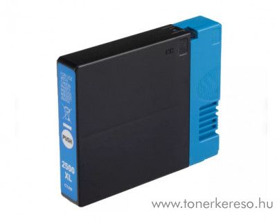 Canon MB5050 utángyártott cyan tintapatron GGCPGI2500XLC Canon MAXIFY MB5455 tintasugaras nyomtatóhoz