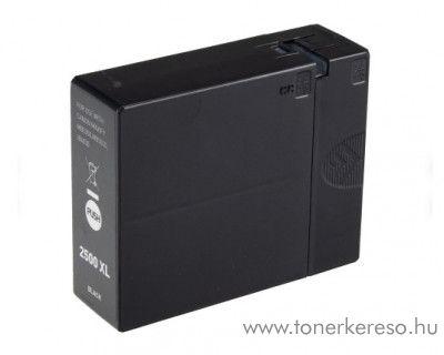 Canon MB5050 utángyártott fekete tintapatron GGCPGI2500XLB Canon MAXIFY MB5455 tintasugaras nyomtatóhoz