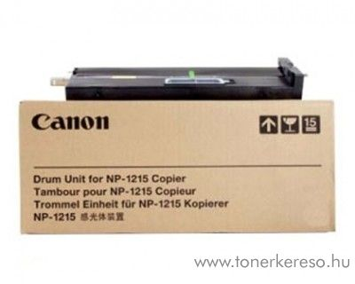 Canon NP-1215 eredeti black drum 1316A001AA