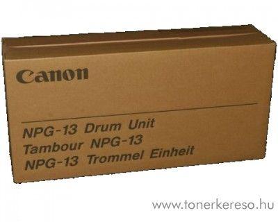 Canon NPG-13 eredeti black drum 1338A002AA Canon NP6035 fénymásolóhoz