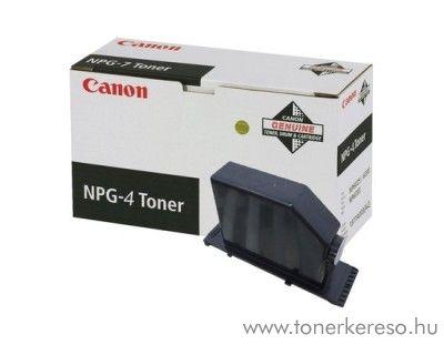 Canon NPG 4 fénymásoló toner Canon NP6241 fénymásolóhoz
