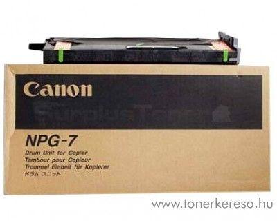 Canon NPG-7 eredeti black drum 1334A002AA Canon NP6025 fénymásolóhoz