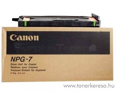 Canon NPG-7 eredeti black drum 1334A002AA