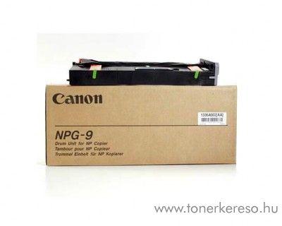 Canon NPG-9 eredeti black drum 1336A002AA Canon NP6621 fénymásolóhoz
