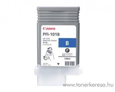 Canon PFI-101B eredeti blue tintapatron 0891B001AA Canon imagePROGRAF iPF5000 tintasugaras nyomtatóhoz
