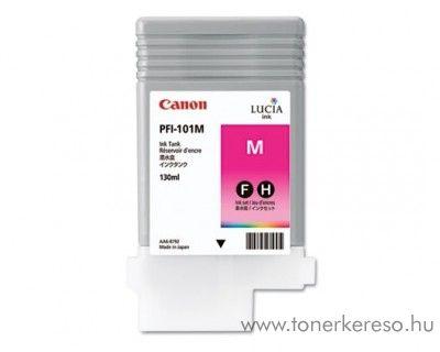 Canon PFI-101M eredeti magenta tintapatron 0885B001AA Canon imagePROGRAF iPF5100 tintasugaras nyomtatóhoz