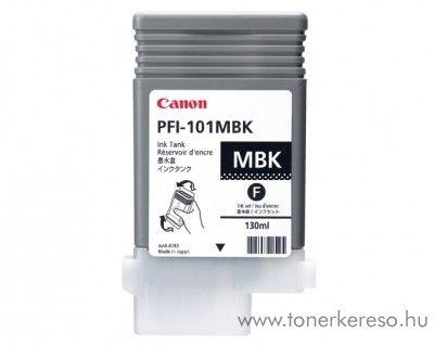 Canon PFI-101MBK eredeti matt fekete tintapatron 0882B001AA