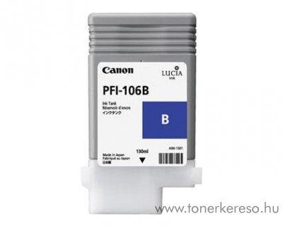 Canon PFI-106B eredeti blue tintapatron 6629B001AA Canon imagePROGRAF iPF6300 tintasugaras nyomtatóhoz