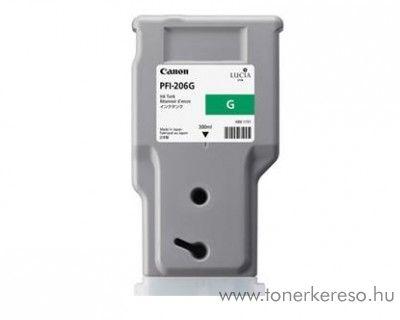 Canon PFI-206G eredeti green tintapatron 5310B001AA