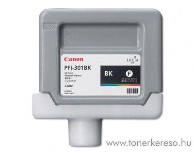 Canon PFI-301BK eredeti fekete black tintapatron 1486B001AA Canon imagePROGRAF 8000 tintasugaras nyomtatóhoz