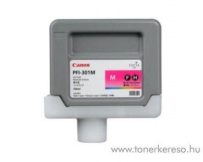 Canon PFI-301M eredeti magenta tintapatron 1488B001AA Canon imagePROGRAF 8000 tintasugaras nyomtatóhoz