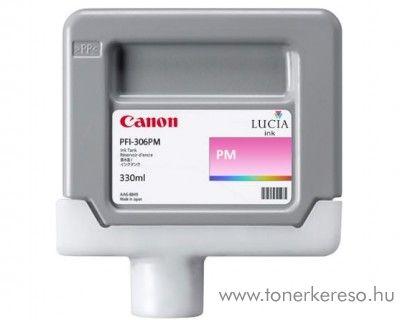 Canon PFI-306PM eredeti photo magenta tintapatron 6662B001AA Canon imagePROGRAF iPF8400  tintasugaras nyomtatóhoz