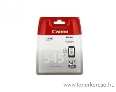 Canon PG-545 eredeti black tintapatron 8287B001 Canon PIXMA MG2500 tintasugaras nyomtatóhoz
