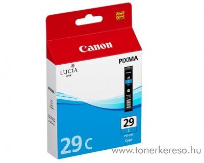 Canon PGI 29 cyan tintapatron PGI-29C