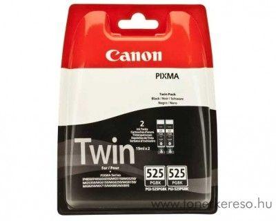 Canon PGI-525BKD eredeti black twin tintapatron csomag 4529B010 Canon Pixma iX6550 tintasugaras nyomtatóhoz