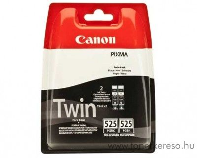 Canon PGI-525BKD eredeti black twin tintapatron csomag 4529B010 Canon PIXMA MG6250 tintasugaras nyomtatóhoz