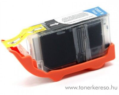 Canon PGI-5 fekete utángyártott tintapatron chipes Canon PIXMA iP3300 tintasugaras nyomtatóhoz