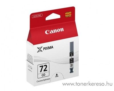 Canon PGI-72CO eredeti chroma optimiser tintapatron 6411B001
