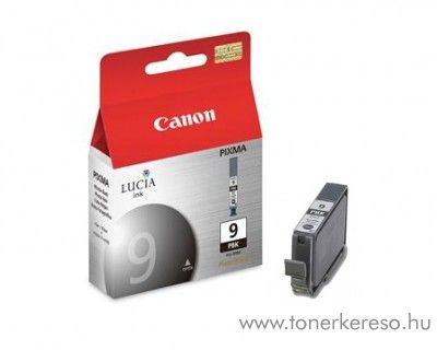 Canon PGI 9 fotó fekete tintapatron PGI-9 PBK