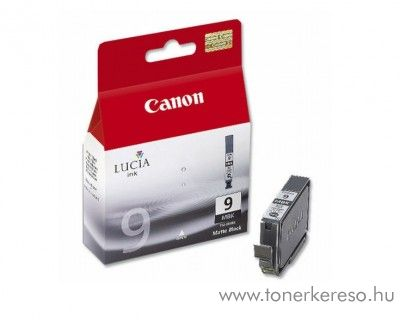 Canon PGI 9 matt fekete tintapatron PGI-9 MBK Canon PIXMA Pro9500 tintasugaras nyomtatóhoz