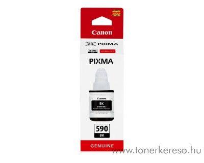 Canon Pixma G1500 (GI-590BK) eredeti black tinta 1603C001 Canon Pixma G2410 tintasugaras nyomtatóhoz