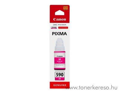 Canon Pixma G1500 (GI-590M) eredeti magenta tinta 1605C001 Canon Pixma G2410 tintasugaras nyomtatóhoz