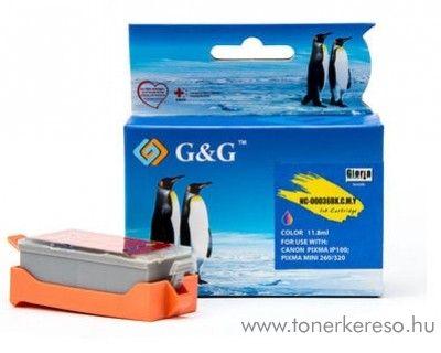 Canon PIXMA iP100/110 utángyártott színes tintapatron GGCCLI36  Canon PIXMA iP110  tintasugaras nyomtatóhoz