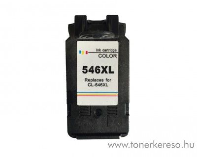 Canon PIXMA iP2850 (CL-546XL) kompatibilis CMY color tintapatron