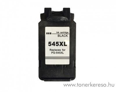 Canon PIXMA iP2850 (PG-545XL) kompatibilis fekete tintapatron  Canon PIXMA MX495  tintasugaras nyomtatóhoz