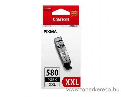Canon PIXMA TR7550 eredeti black tintapatron PGI580PGBKXXL Canon PIXMA TS9155 tintasugaras nyomtatóhoz