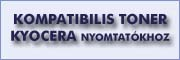 Kyocera kompatibilis tonerek