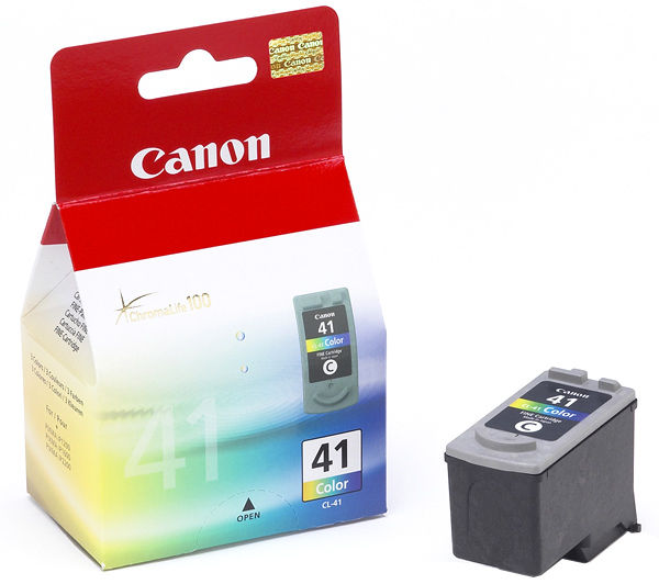 Canon CL 41 tintapatron Canon PIXMA iP1700 tintasugaras nyomtatóhoz