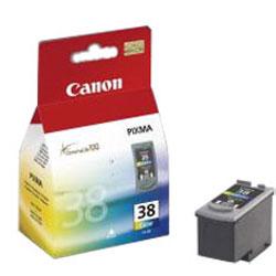 Canon CL-38 tintapatron Canon PIXMA iP1900 tintasugaras nyomtatóhoz