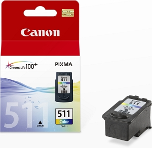 Canon CL 511 tintapatron Canon PIXMA MP480 tintasugaras nyomtatóhoz