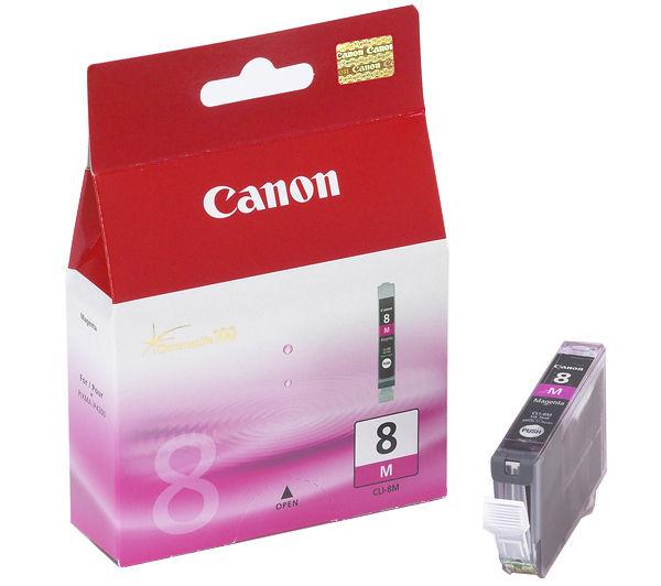 Canon CLI 8 magenta tintapatron Canon PIXMA iP4500X tintasugaras nyomtatóhoz