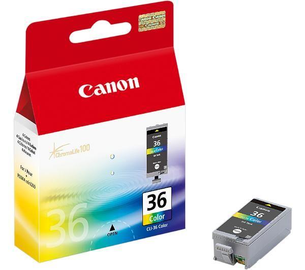 Canon CLI 36 tintapatron  Canon PIXMA iP110  tintasugaras nyomtatóhoz