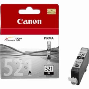 Canon CLI 521B fekete tintapatron Canon MP540 tintasugaras nyomtatóhoz