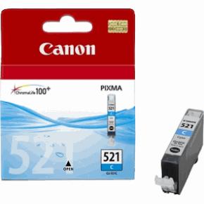 Canon CLI 521C cyan tintapatron Canon MP630 tintasugaras nyomtatóhoz