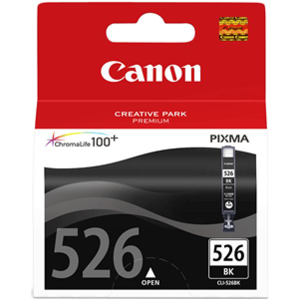 Canon CLI 526B fekete tintapatron Canon PIXMA iP4800 tintasugaras nyomtatóhoz