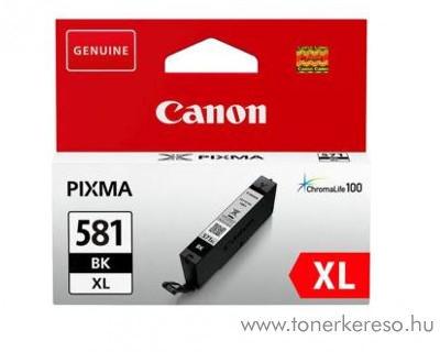 Canon  PIXMA TR7550 eredeti black tintapatron CLI581BKXL Canon PIXMA  TS8151 tintasugaras nyomtatóhoz