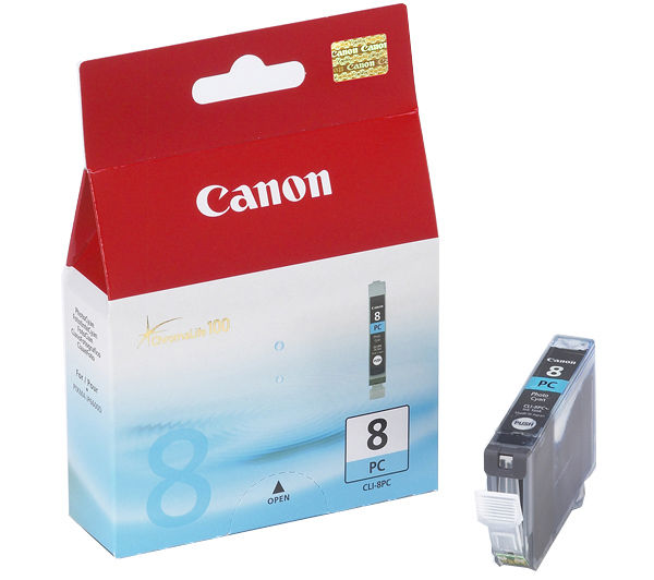 Canon CLI 8 photo cyan tintapatron