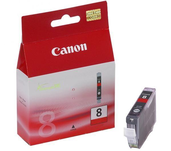Canon CLI 8 red tintapatron