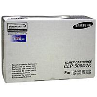 Samsung CLP-500D7K lézertoner fekete Samsung CLP-550 lézernyomtatóhoz
