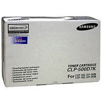 Samsung CLP-500D7K lézertoner fekete