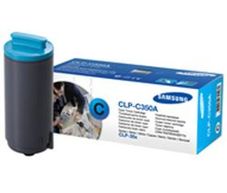 Samsung CLP-C350A lézertoner cyan Samsung CLP-350 lézernyomtatóhoz
