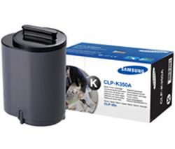Samsung CLP-K350A lézertoner fekete Samsung CLP-350 lézernyomtatóhoz