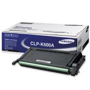 Samsung CLP-K600A lézertoner fekete Samsung CLP-600 lézernyomtatóhoz